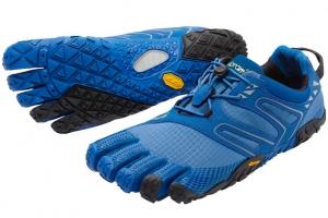 fivefingers v trail azul hombre mini