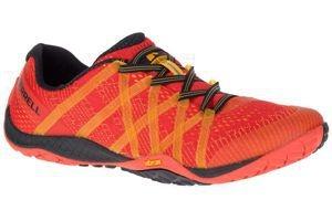 merrell trail glove 4 emesh rojo mini