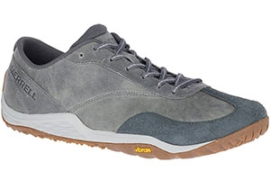 merrell trail glove 5 leather gris mini