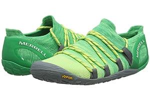 merrell vapor glove 4 3d verde mujer mini