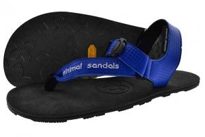 minimal sandals infiniti azul mini