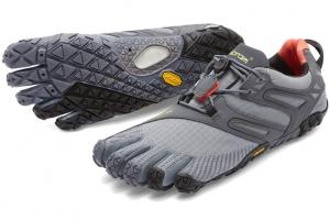 zapatillas v trail mujer gris mini