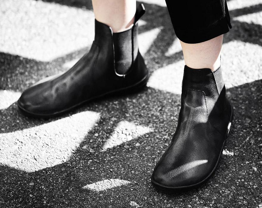 Botas Vivobarefoot Fullham mujer