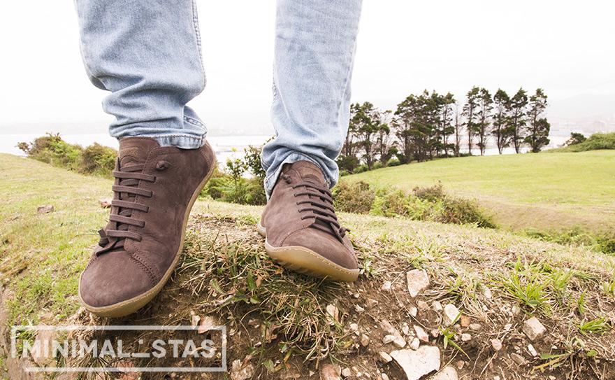 Zapatos Camper Peu Cami de hombre