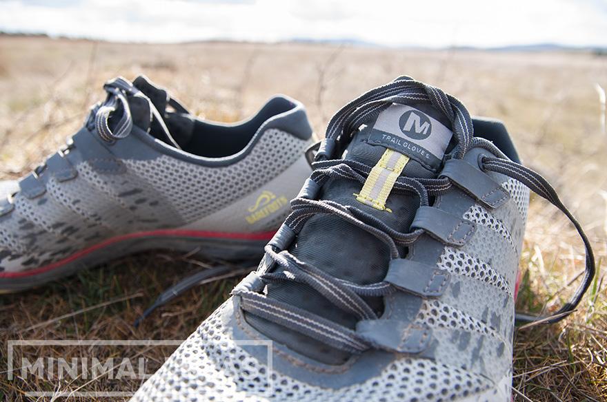 Detalle Trail Glove 5 de Merrell España