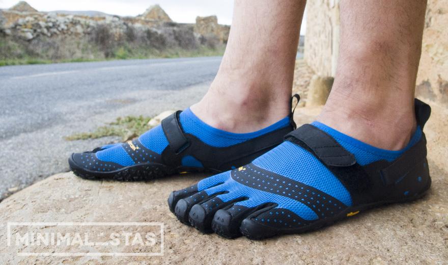 Zapatillas Fivefingers V-Aqua