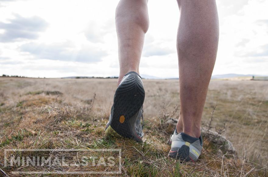 Flexibilidad Trail Glove 5