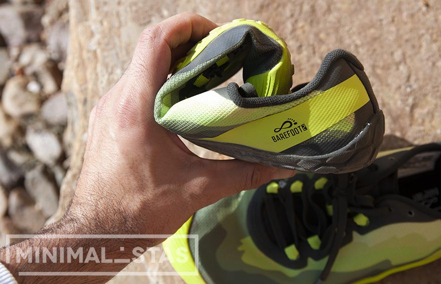 Flexibilidad Vapor Glove 4