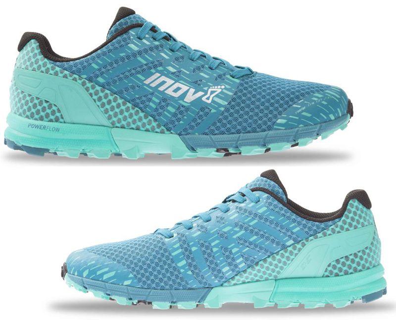 Zapatillas Trailtalon 235 color turquesa para mujer
