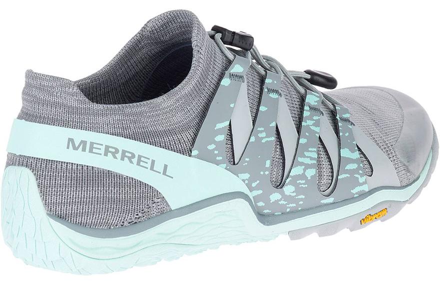 Lateral de las Merrell Trail Glove 5 3D de mujer
