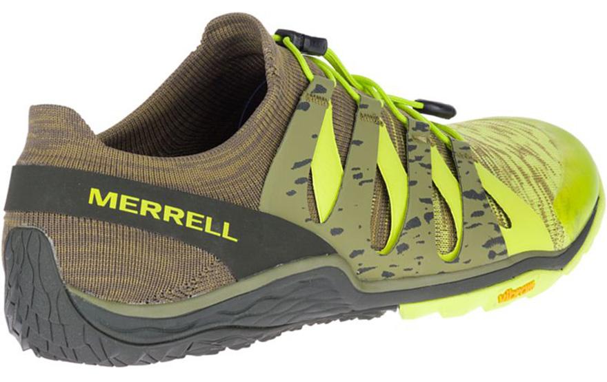 Lateral de las Merrell Trail Glove 5 3D Knit