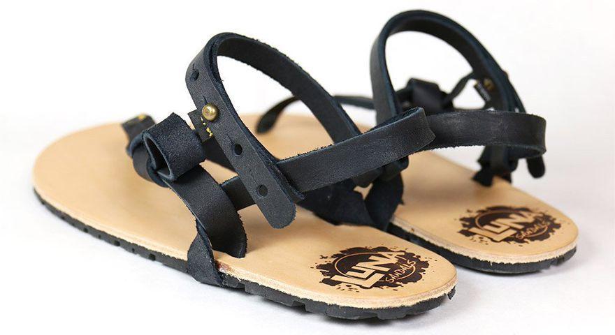 Huaraches Luna Sandals Origen Flaco