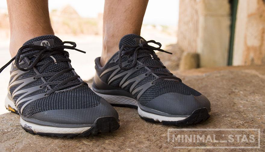 Zapatillas minimalistas Merrell Bare Access XTR