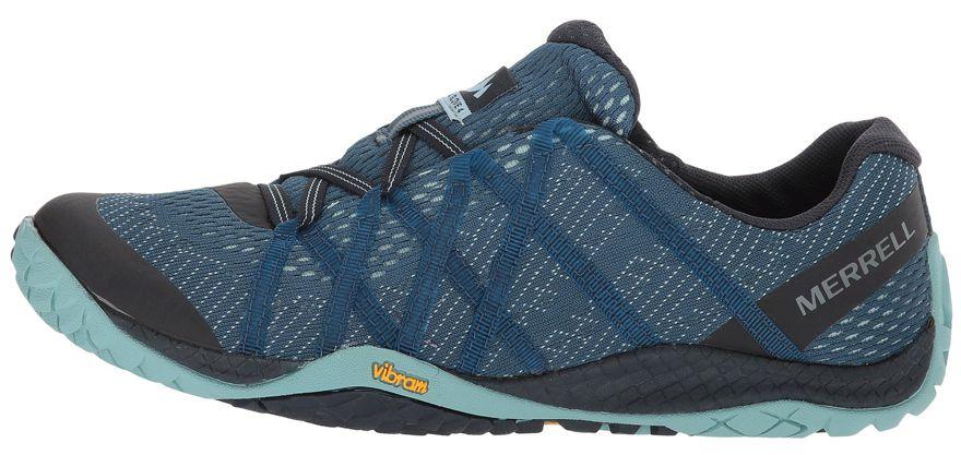 Merrell Trail Glove 4 E-Mesh para mujer azul