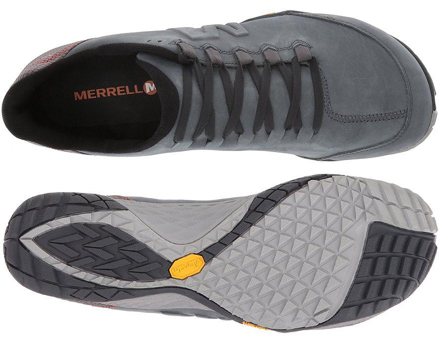 Zapatillas Merrell Parkway Emboss Lace en color gris para hombre