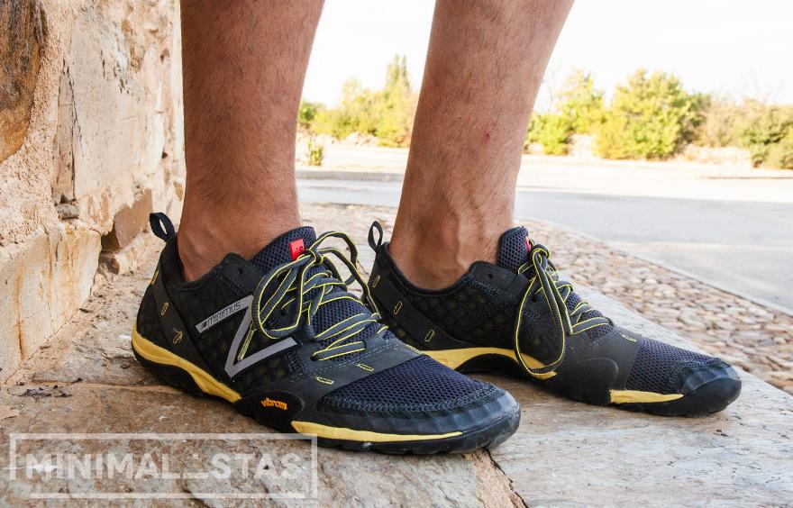 Zapatillas minimalistas New Balance MT10 V1