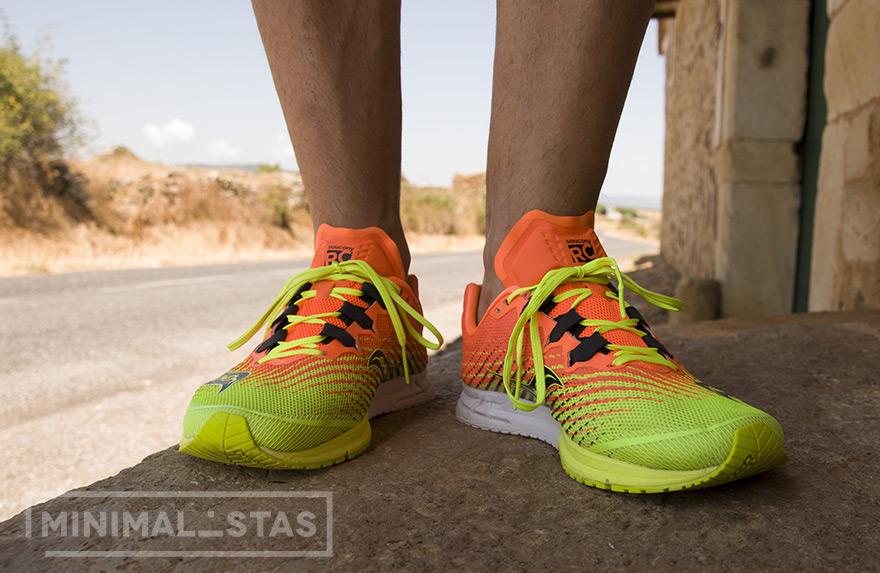 Zapatillas de running Saucony Type A9
