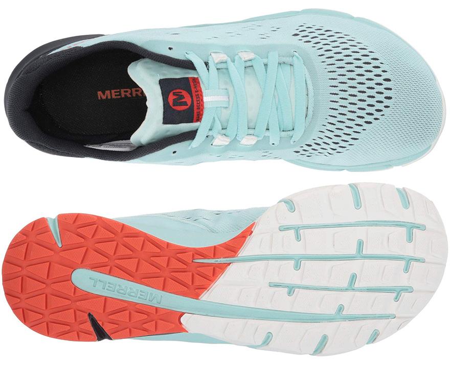 Suela de las zapatillas Bare Access Flex 2 E-mesh de mujer