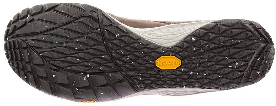 Suela Merrell Trail Glove 5 LTR leather