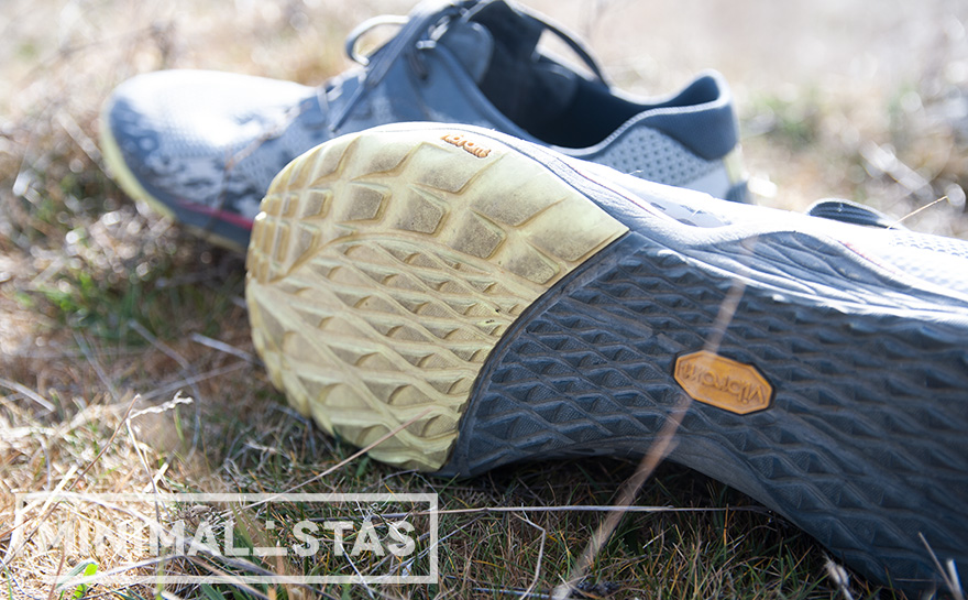 Suela Merrell Trail Glove 5