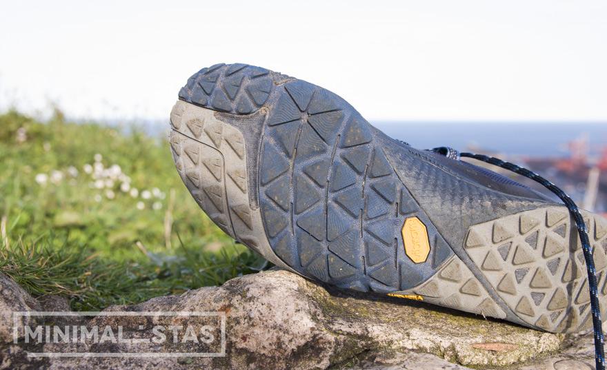 Suela Merrell Trail Glove 6