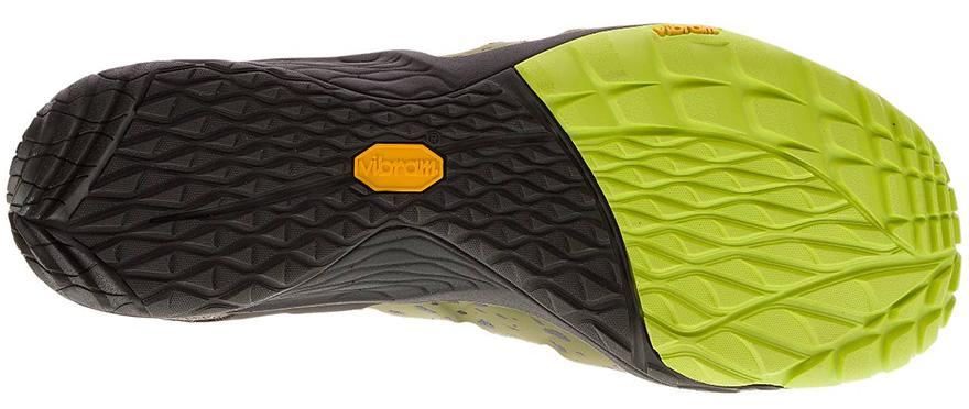 Suela de las zapatillas Merrell Trail Glove 5 3D