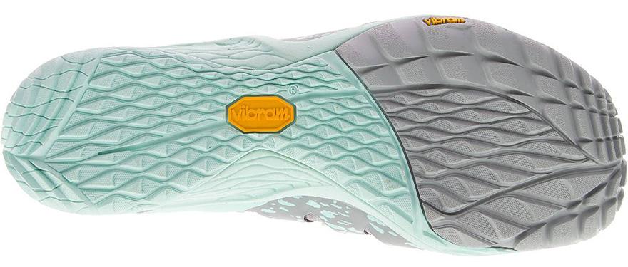 Suela de las zapatillas de mujer Merrell Trail Glove 5