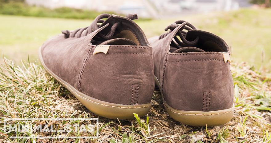 Talón de los zapatos Camper Peu Cami