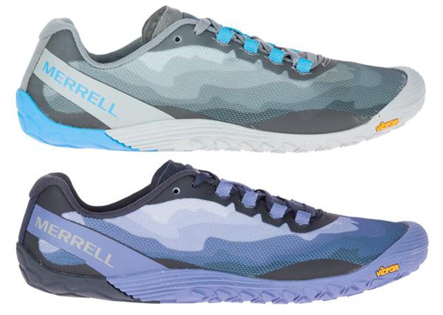 Zapatillas Merrell Vapor Glove 4 para mujer en dos colores