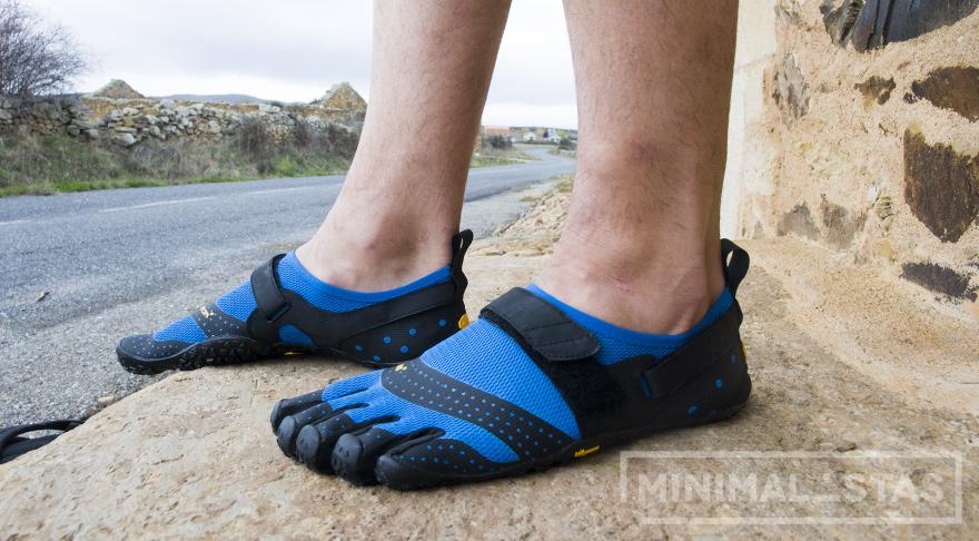 Zapatillas V-Aqua de Vibram FiveFingers