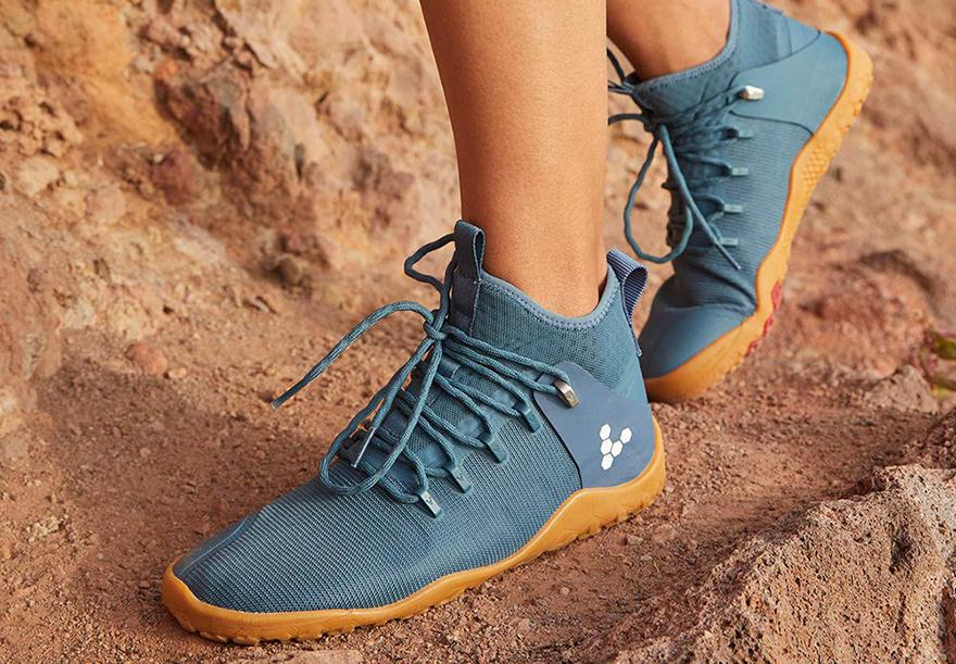 Botas de trekking Vivobarefoot Magna para mujer