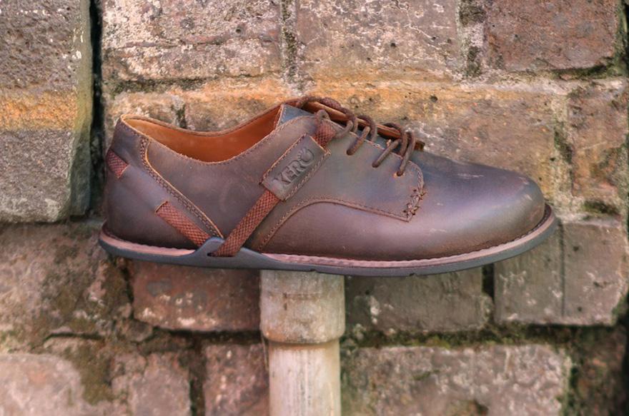 Lateral de los zapatos Xero Shoes Alston