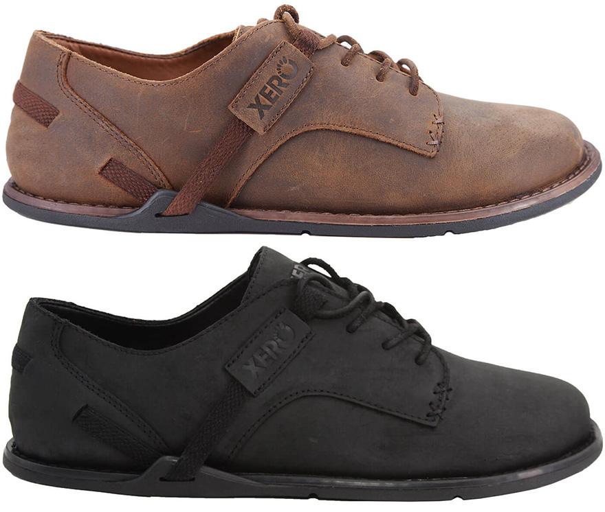 Xero Shoes Alton marrón y negro