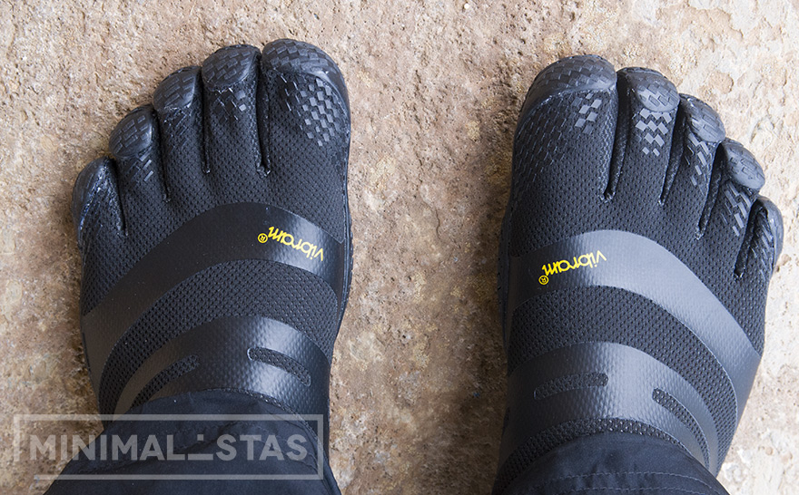 Zapatillas Five Fingers El-X