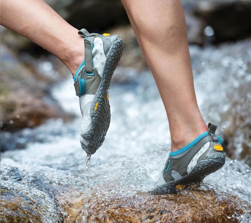 Zapatillas de agua FiveFingers V-Aqua para mujer