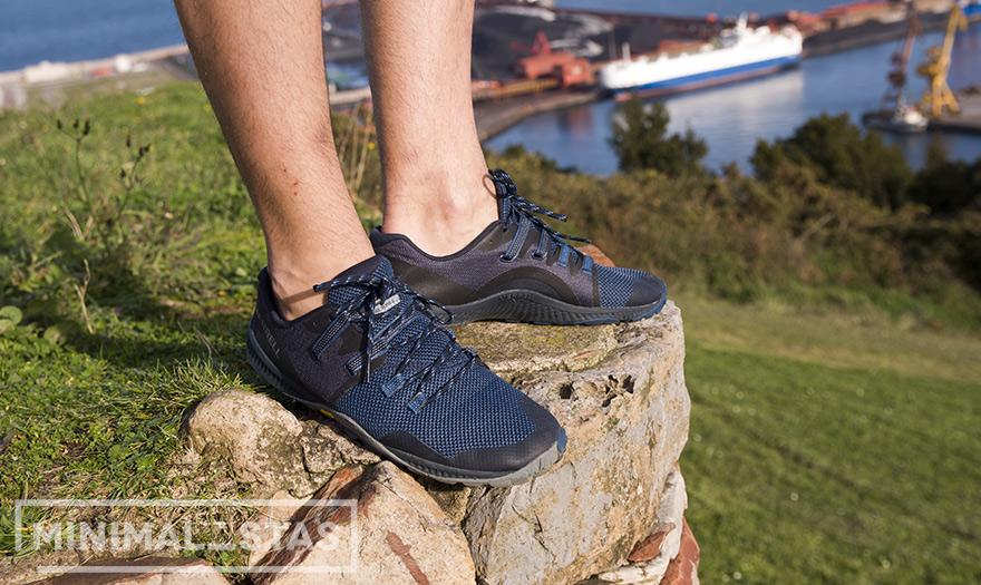 Zapatillas Merrell Trail Glove 6