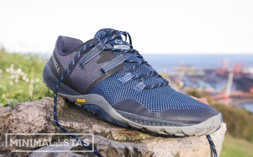 Zapatillas minimalistas Merrell Trail Glove 6