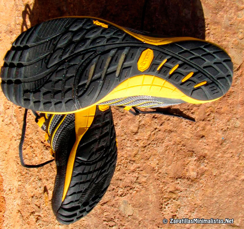 Suela Merrell Trail Glove