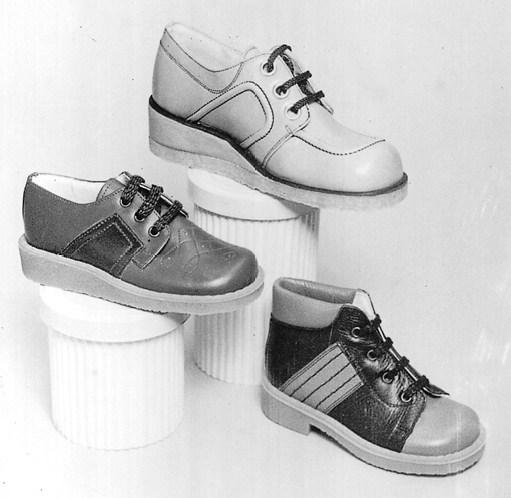 Calzado tradicional niños