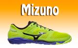 Botón de la marca Mizuno