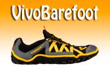 Botón de la marca VivoBarefoot
