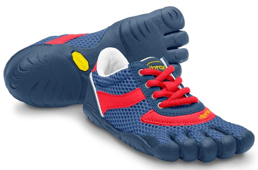 Nuevas zapatillas Vibram FiveFingers Speed Niños