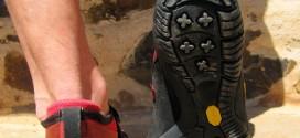 FiveFingers Treksport flexibilidad