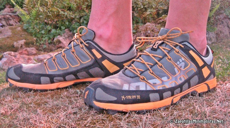 Zapatillas de trail running X-Talon 212