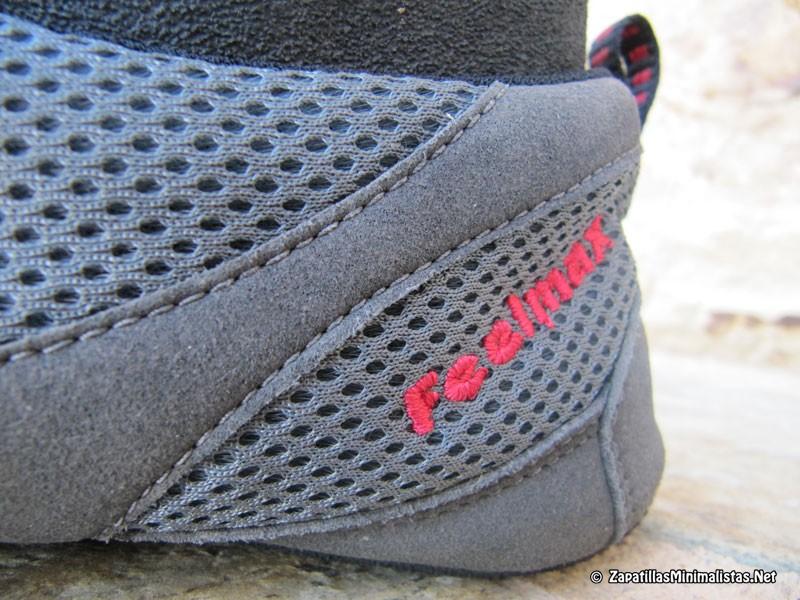 Detalle zapatillas Feelmax