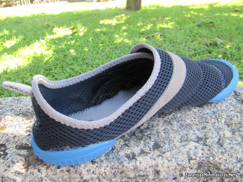 Interior zapatillas Domyos