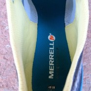 Interior Merrell Trail Glove 2