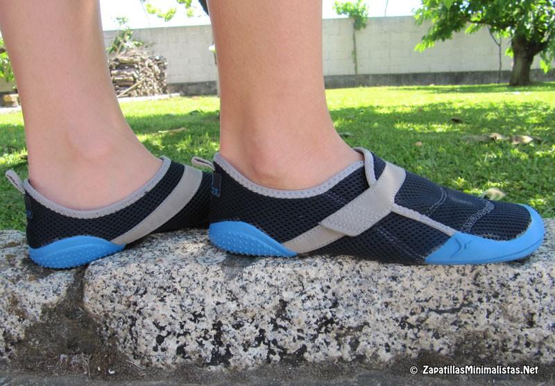 Zapatillas minimalistas Domyos