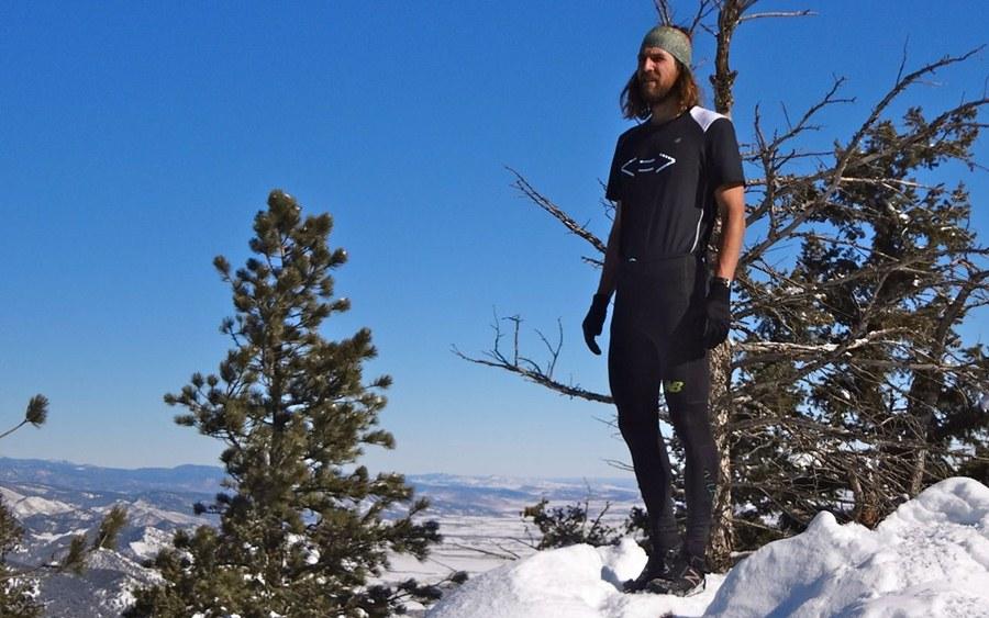 Anton Krupicka, calzado de trail minimalista