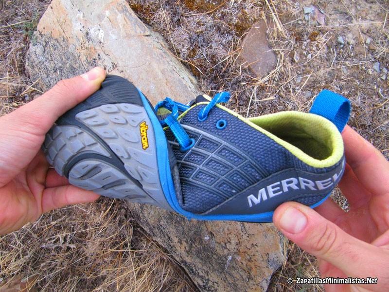 Flexibilidad Merrell Trail Glove 2